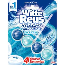 Witte Reus Toiletblok Kracht Actief Oceaan