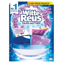 Witte Reus Duo Actief Provençaalse Lavendel Toiletblok 50 ml