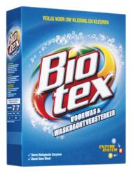 Biotex Poeder Voorwas & Vlekverwijderaar 750 gram