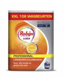 Robijn Pro Formula Wasmiddel Langdurig Kleurbehoud Color 6.156 kg 108 wasbeurten