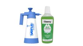 Cleeny Algendoder & Spraypomp 1,5L Pakket