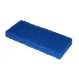 Jumbo schuurpad / Doodlebugpad blauw