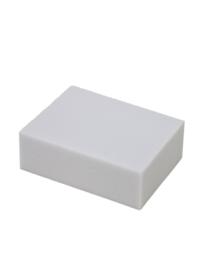 10 x Melamine / Wonder Spons Grijs 11.2x8.2x4 cm.
