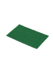 Professionele Schuurlapjes / Pads 10 stuks Groen 15x22,5cm 8mm dik