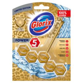Glorix Toiletblok Gold & Fresh Limited Edition
