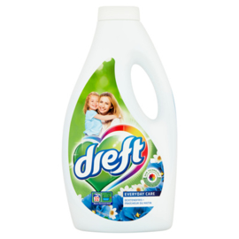 Dreft Wasmiddel vloeibaar Everyday Care Ochtendfris - 1,76 l