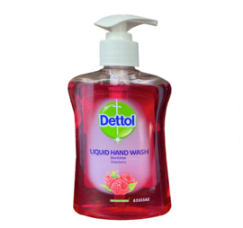 Dettol Liquid Hand Wash Raspberry 250ml