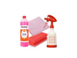 Sanitair-reiniger pakket