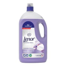 Lenor Professional Wasverzachter Lavendel 200 wasbeurten 4L
