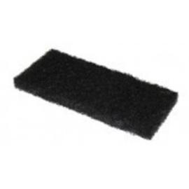 Jumbo schuurpad / Doodlebugpad zwart