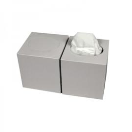 Facial Tissue Cube celluose 2 lgs