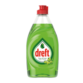 Dreft Clean & Fresh Appel 383ml