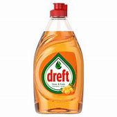 Dreft Clean & Fresh Orange 383ml
