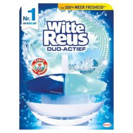 Witte Reus Duo Actief Tegen Nare Geuren Toiletblok 50 ml