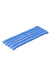 Hygyen 3T MF Scrubmop Blauw Pockets / Wings 2 Rings Houder 40cm
