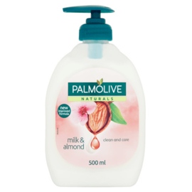 Palmolive Melk & Amandel xl 500ml Family Pack