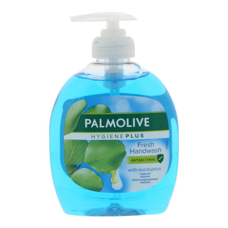 Palmolive Vloeibare Handzeep Hygiëne-Plus Anti Bacterieel With Eucalyptus 300 ml
