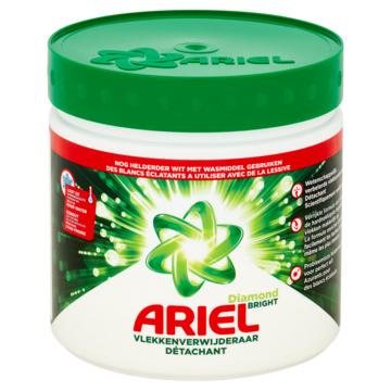 Ariel Diamond Bright Vlekverwijderaar Détachant Wit Poeder 500gr