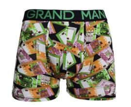 Grandman Heren Boxers Katoen 5016