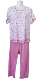 Dames Pyjama 818 roze