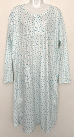 Fine woman Dames Nachthemd 9153 mint groen