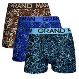 Grandman Heren Boxers Katoen 5006
