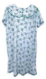 Fine woman Dames Nachthemd  6603 mint groen
