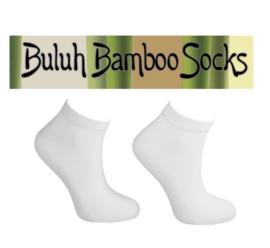 BULUH Sneaker sokken met BAMBOE 3-pack