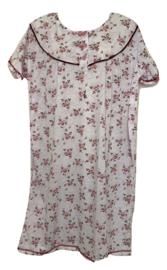 Fine woman Dames Nachthemd  6603 roze