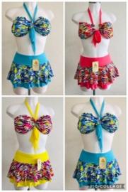Dames/Tiener Bikini 8475 UITVERKOOP