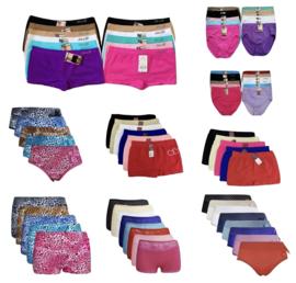 Mix Partij Dames boxers -slips