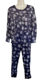 Fine woman Dames Pyjama 2215 lila
