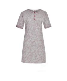 Fine woman Dames Nachthemd 6610 fushia