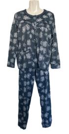 Fine woman Dames Pyjama 2215 marine