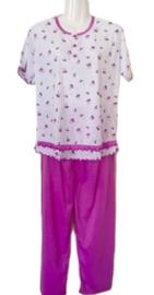 Dames Pyjama 818 lila