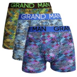12 zachte Katoenen Heren Boxers 5018