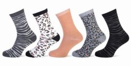 Primair Dames sokken fantasy 5 pack