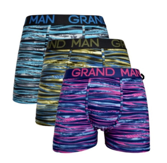 Grandman Heren Boxers Katoen 5046