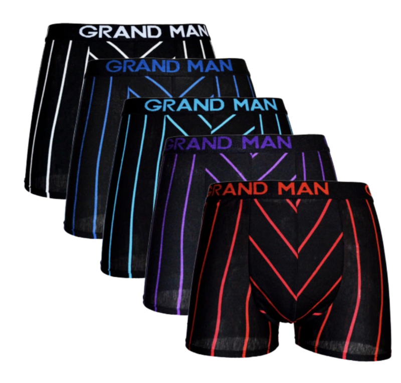 Grandman  Heren Boxers Katoen 013
