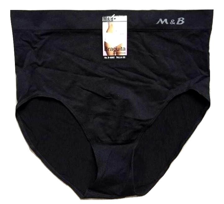M&B Dames Slips Naadloos  6002 XL