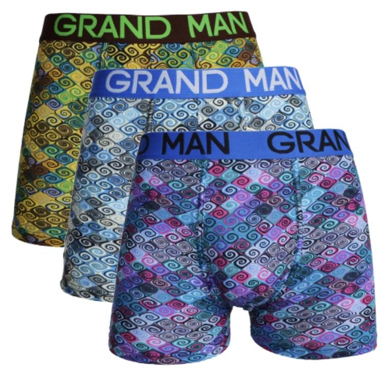Grandman  Heren Boxers Katoen 5018