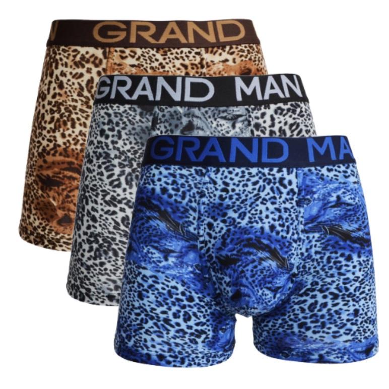Grandman Heren Boxers Katoen 5040