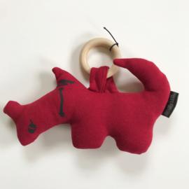 Rammelaar Hond Rood