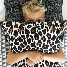 Leopard Kussen Hoes