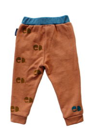 Trackpant Oranje Allover Ed.