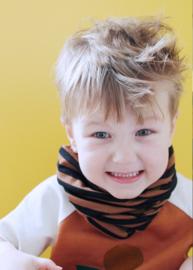 ShortSleeve Sweater Oranje