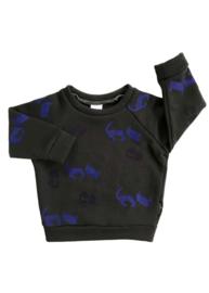 Sweater Grijs Hond
