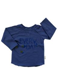 Longsleeve Blauw Every Day