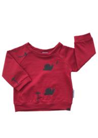 Sweater Rood Slak