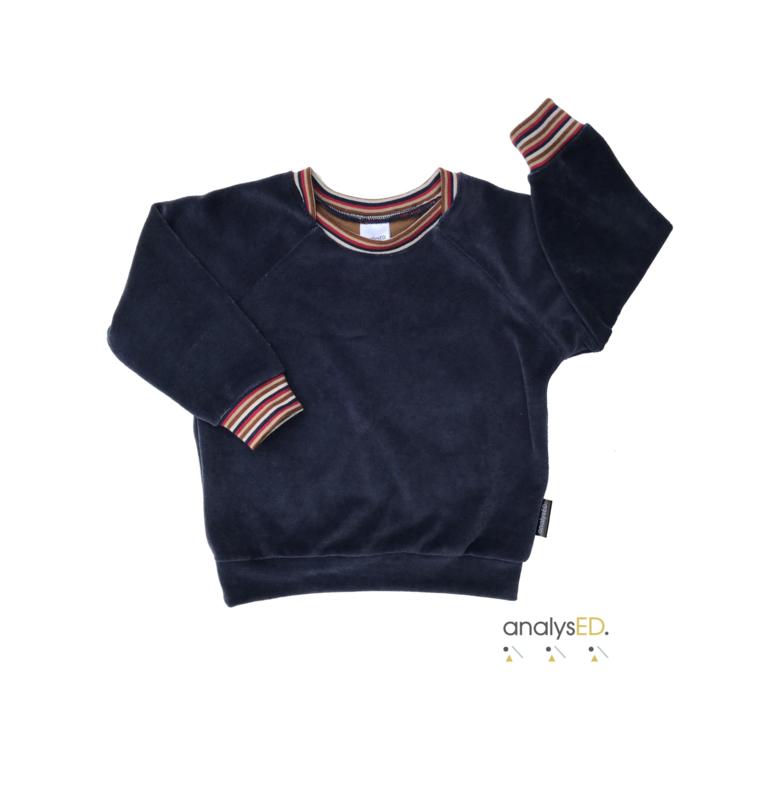 Sweater Velours